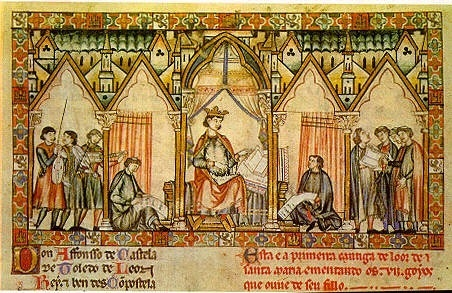 Alfonso X of Castile and the Siete Partidas-DPI